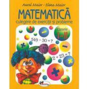 Culegere de matematica. Clasele I-II