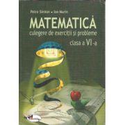 Matematica. Culegere de exercitii si probleme – clasa a VI-a