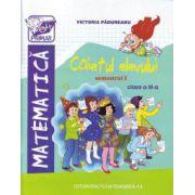 Caiet de matematica clasa a III-a sem I