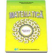 Manual matematica - pentru clasa a-V-a (Petre Chirtop)