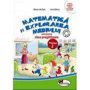 Matematica si exploatarea mediului - Caiet pentru grupa pregatitoare, sem. II