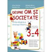 Om si societate - Grupa mica (3-4 ani)
