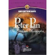 Peter Pan in gradinile Kensington - James Matthew Barrie