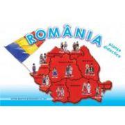 Romania - planse didactice