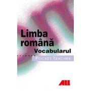 Limba romana. Vocabularul. Pocket teacher - Mihaela Popescu