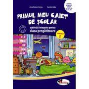 Primul meu caiet de activitati integrate pentru clasa pregatitoare, semestrul II - Dumitra Radu
