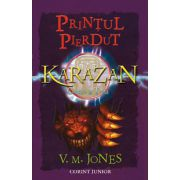 Printul pierdut. Seria Karazan, volumul 3 - V. M. Jones