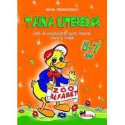 Taina literelor. 5-7 ani - Silvia Draghicescu