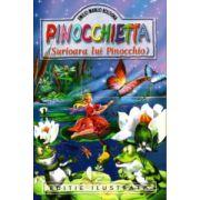 Pinocchietta (Surioara lui Pinocchio)