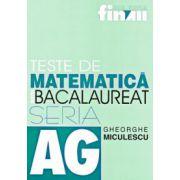 Teste de matematica pentru bacalaureat
