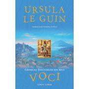 Voci - Seria Cronicile Tinuturilor din Apus - vol. II (Ursula Le Guin)