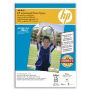 Hartie foto inkjet HP, A4, 250 gr/mp, advanced-lucioasa