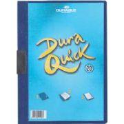 Dosar cu clip Duraquick, 20 coli