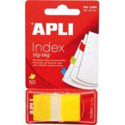 Index Apli Pop-Up cu dispenser, 25x45 mm