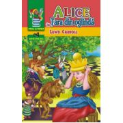 Alice in Tara din oglinda