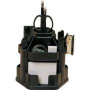Suport rotativ accesorizat Memoris Precious, negru