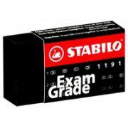 Radiera Stabilo Exam Grade, 62x22x11 mm