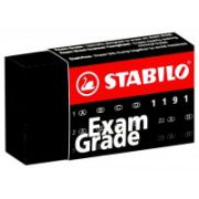 Radiera Stabilo Exam Grade, 40x22x11 mm