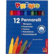 Markere Morocolor, 12 culori/cutie (MC15516)