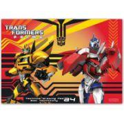 Caiet Transformers pentru desen, A4