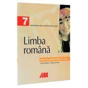 Limba si literatura romana. Manual pentru clasa VII-a ( Sergiu Serban-Anca Serban)