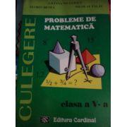Culegere de probleme de matematica, clasa V -a (Liliana Niculescu)