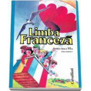 Limba franceza, Manual pentru clasa VI-a. Llimba 1 - Micaela Slavescu, Angela Soare