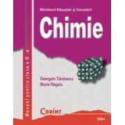 Chimie-Manual pentru clasa a IX-a (Georgeta Tanasescu)