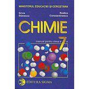 Chimie- Manual pentru clasa a VII-a (Silvia Stanescu)