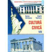 Manual Cultura Civica pentru clasa a VIII-a