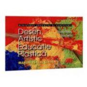 Desen artistic si educatie plastica- Manual pentru clasa a V-a