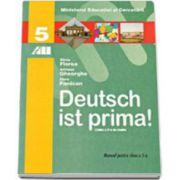 Manual de limba germana, clasa V-a ( Limba 2) DEUTSCH IST PRIMA
