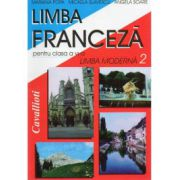 Limba franceza, Manual pentru clasa a VI-a (Limba 2) - Cavallioti