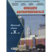Manual Educatie Antreprenoriala pentru clasa a X-a - Cristiana Mateiciuc