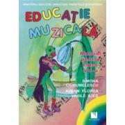 Educatie muzicala-Manual clasa a V-a
