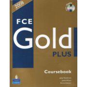 FCE GOLD PLUS, Manual pentru limba engleza clasa XI-a Limba 2 ( with CD)