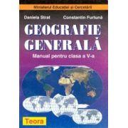 Geografie Generala-Manual pentru clasa a V-a ( Daniela Strat si Constantin Furtuna)