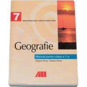 Manual Geografie pentru clasa a 7-a - Grigore Posea