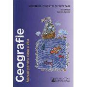 Geografie - Manual pentru clasa a VII-a (Silviu Negrut)