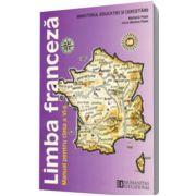 Manual de limba franceza, clasa a VI-a (Limba 1 )-Mariana Popa