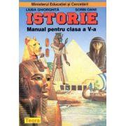 Istorie - Manual pentru clasa a V-a (Liuba Gheorghita si Sorin Oane)