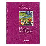 Educatie Tehnologica- Manual pentru clasa a V-a (Coordonator-O. Mandrut)