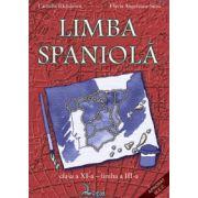 Limba spaniola. Manual pentru clasa XI (Limba a III-a )