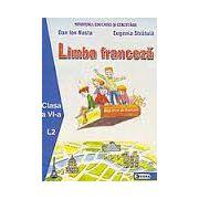 Manual de limba franceza, clasa a VI-a (Limba 2 )