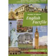Manual de engleza clasa a VI-a,-English Factfile Student Book (Anul 5 de studiu)