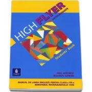 High Flyer Intermediate. Manual de limba engleza, clasa VII-a (Limba 1 )