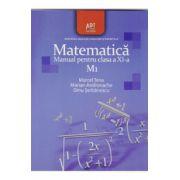 Matematica (M1)- Manual pentru clasa a XI-a, (Marian Andronache)