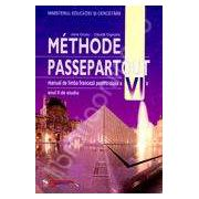 Manual de limba franeza, clasa VI-A-Methode Passepartout (Anul II)
