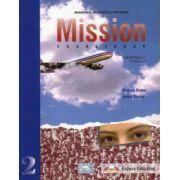 Mission 2, Manual de limba engleza pentru clasa a XI-a, Limba 1 (Upper Intermediate)