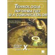Manual Tehnologia Informatiei si a comunicatiilor pentru clasa a X-a